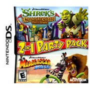 DreamWorks 2-in-1 Party Pack for Nintendo DS