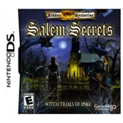 Hidden Mysteries: Salem Secrets for Nintendo DS