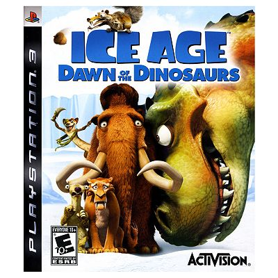 Ice Age: Dawn of the Dinosaurs for PlayStation 3