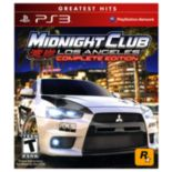 Midnight Club: Los Angeles The Complete Edition for PlayStation 3