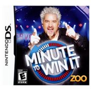 Minute To Win It for Nintendo DS