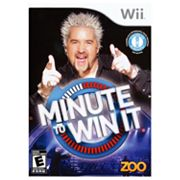 Minute To Win It for Nintendo Wii