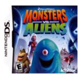 DreamWorks Monsters vs. Aliens for Nintendo DS