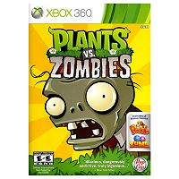 Plants vs. Zombies for Xbox 360