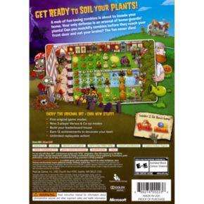 Plants vs. Zombies for Xbox 360