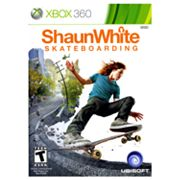 Shaun White Skateboarding for Xbox 360