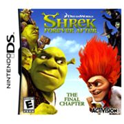 DreamWorks Shrek Forever After: The Final Chapter for Nintendo DS