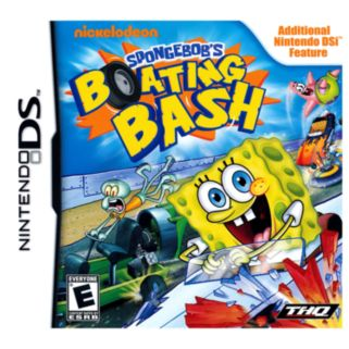 SpongeBob's Boating Bash for Nintendo DS