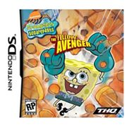 SpongeBob SquarePants: The Yellow Avenger for Nintendo DS