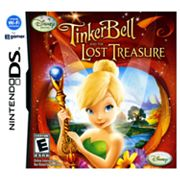 Disney Fairies Tinker Bell and the Lost Treasure for Nintendo DS