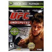 UFC 2009 Undisputed for Xbox 360