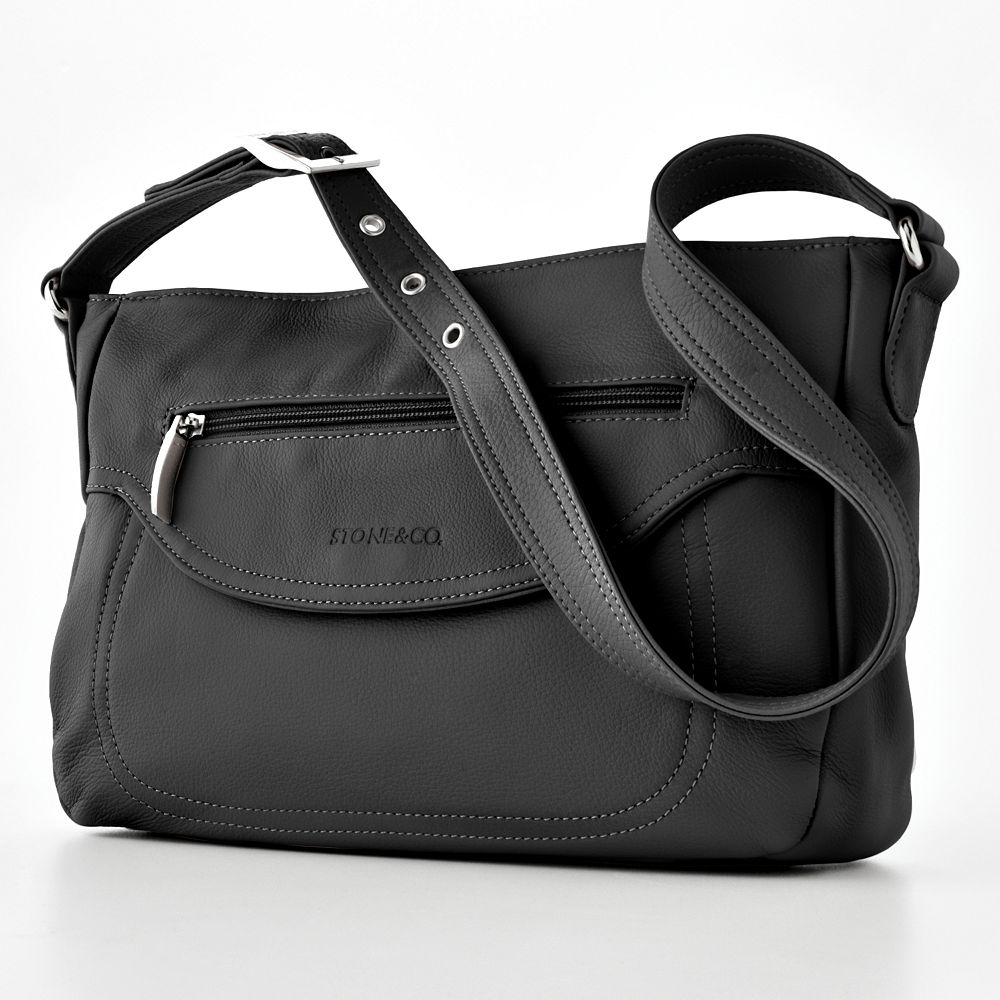 & Co. Mary Kate Leather Shoulder Bag