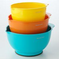 KitchenAid 3-pc. Mixing Bowl Set