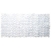 Splash Home Puddles Vinyl Tub Mat