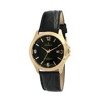 Peugeot Men's Leather Watch - 2035