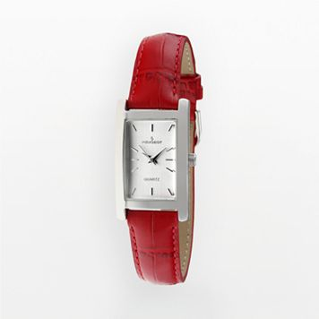 Peugeot Women's Leather Watch - 3008RD