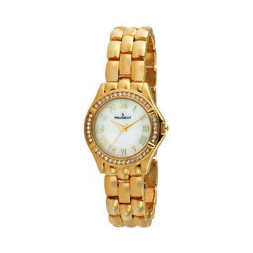 Peugeot Women's Crystal Watch - 7037G