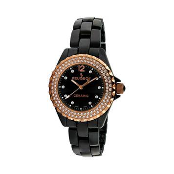 Peugeot Women's Crystal Watch - PS4892BR
