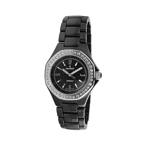 Peugeot Women's Crystal Watch - PS4896BS
