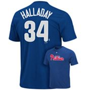 Majestic Philadelphia Phillies Roy Halladay Tee