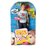 Barbie Sweet Talking Ken Doll by Mattel