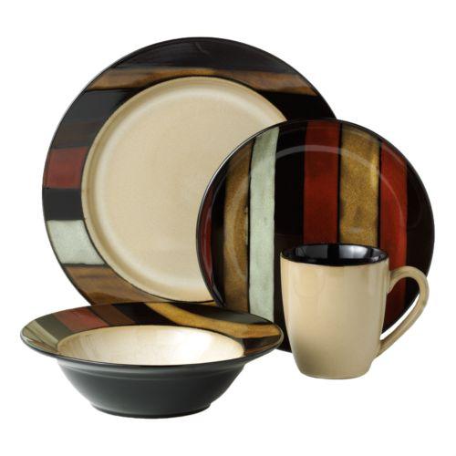 SONOMA life + style® Pomona 16-pc. Dinnerware Set