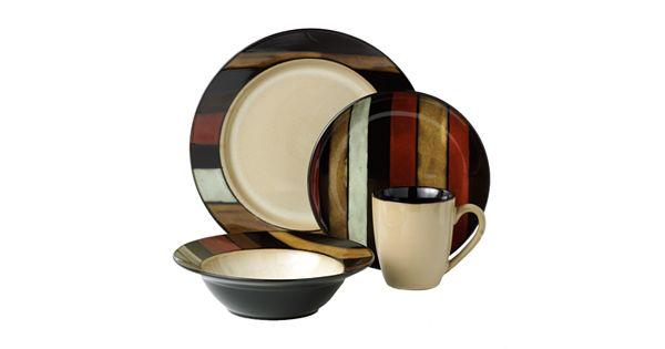 Sonoma Goods For Life Pomona 16 Pc Dinnerware Set