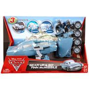 Disney/Pixar Cars 2 Gear Up and Go Finn McMissle by Mattel