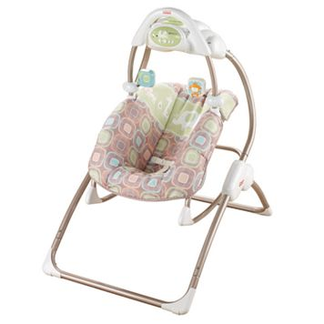 Fisher-Price 2-in-1 Swing & Rocker