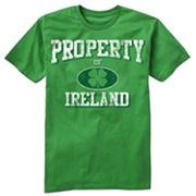 Jester Property of Ireland Tee