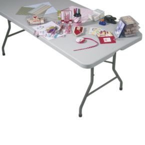Office Star Products 6-ft. Center-Folding Table