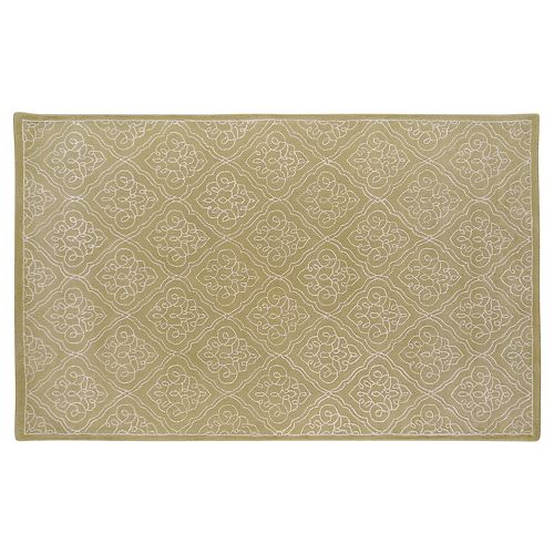 Surya Modern Classics Scroll Rug