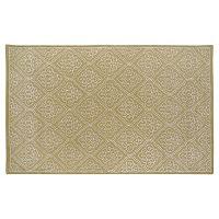 Surya Modern Classics Scroll Print Rug - 3'3'' x 5'3''