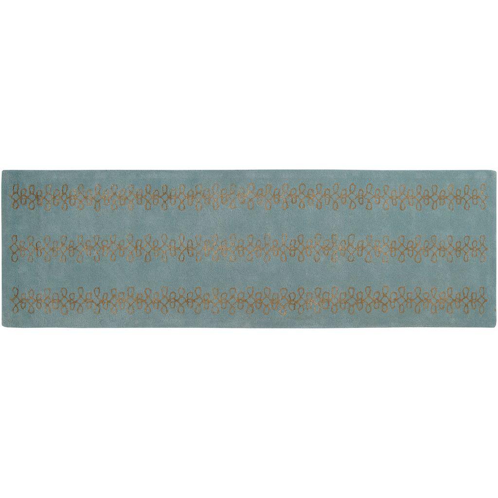 Surya Modern Classics Scroll Rug Runner - 30'' x 96''