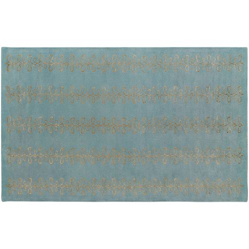 Decor 140 Modern Classics Scroll Wool Blend Rug