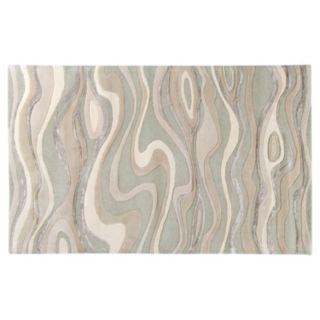 Surya Modern Classics Abstract Wave Rug
