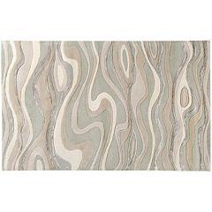 Surya Modern Classics Abstract Wave Rug - 3'3' x 5'3'