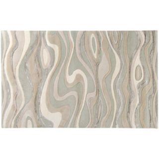 Surya Modern Classics Abstract Wave Rug- 3'3'' x 5'3''