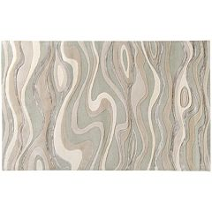 Surya Modern Classics Abstract Wave Rug - 5' x 8'