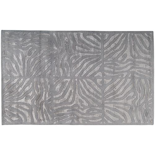 Decor 140 Modern Classics Abstract Geometric Wool Blend Rug