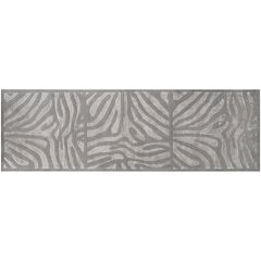 Surya Modern Classics Abstract Geometric Rug Runner - 30'' x 96''