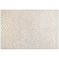 Surya Modern Classics Abstract Geometric Rug - 3'3