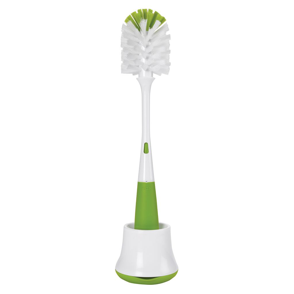 OXO Tot Bottle & Nipple Brush with Stand