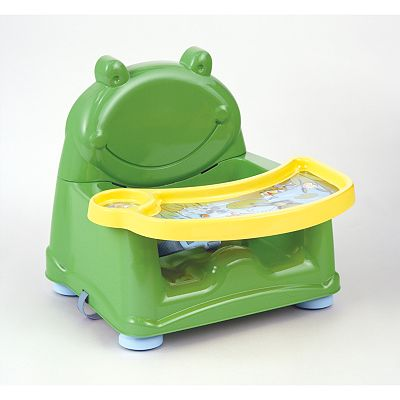 Safety 1st PlaySafe Swing Tray Frog Booster Seat