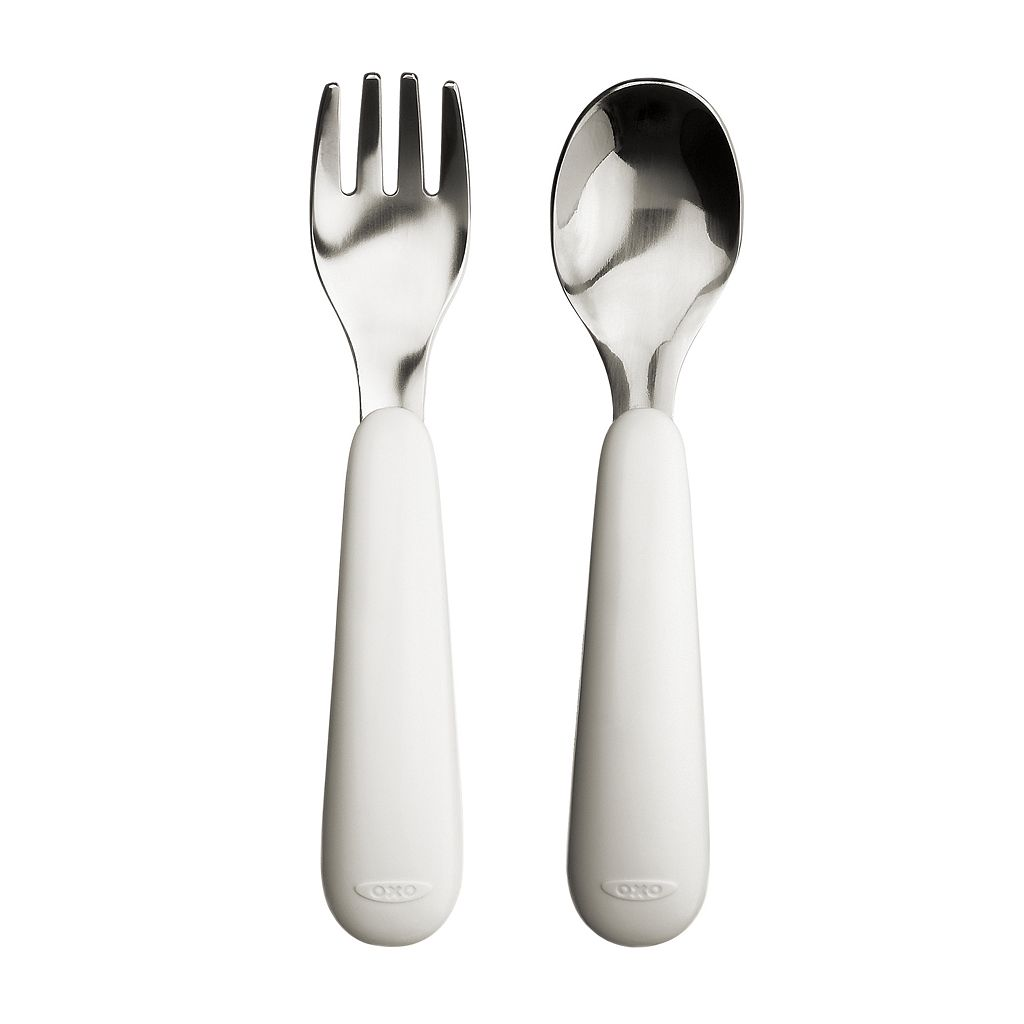 OXO Tot Flatware Set