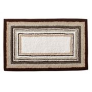 SONOMA life + style Reversible Striped Bath Rug - 17'' x 24''