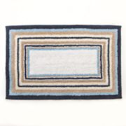 SONOMA life + style Reversible Striped Bath Rug - 20'' x 32''