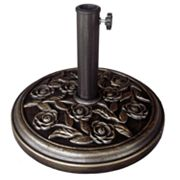 Rose Patio Umbrella Stand