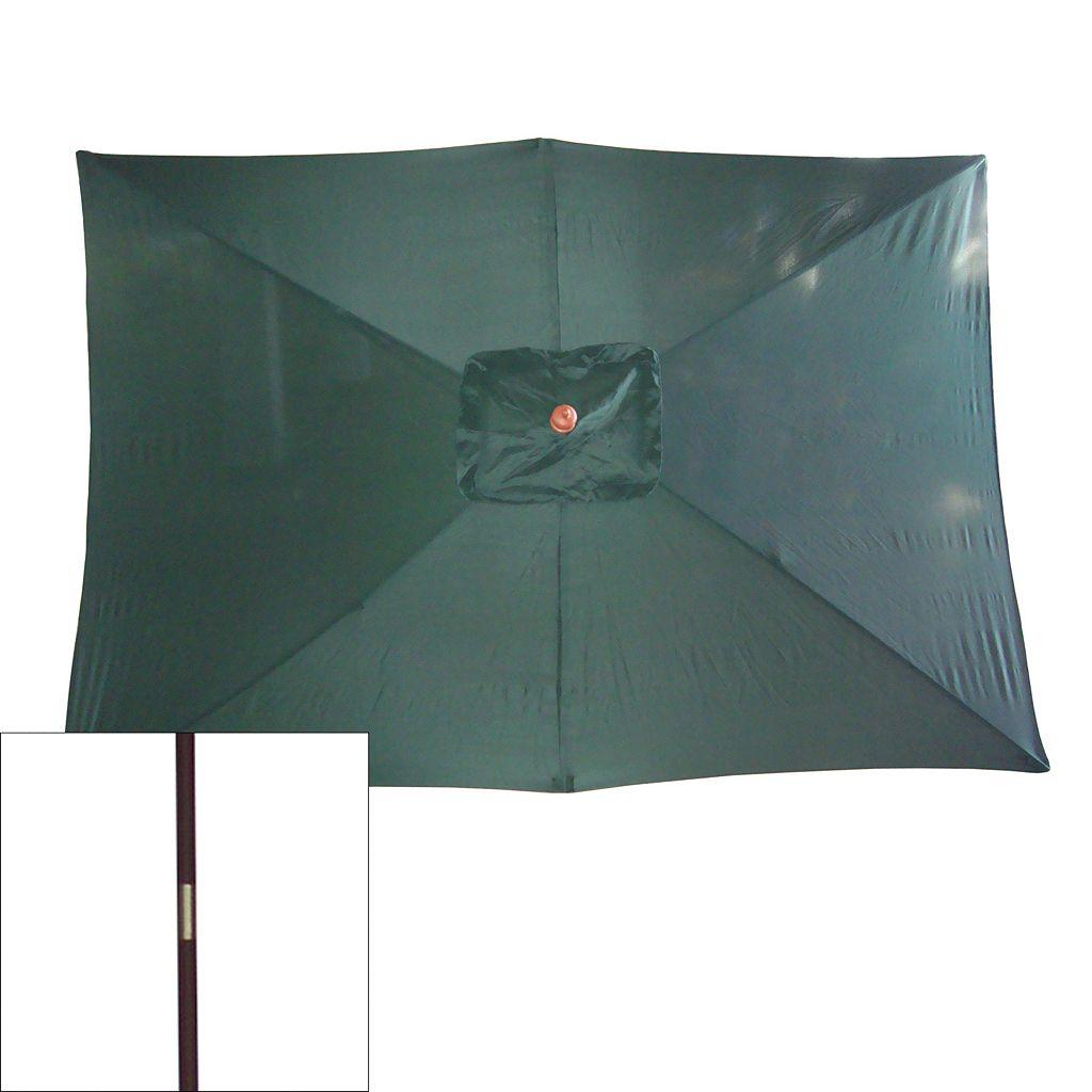 Rectangular Market Patio Umbrella