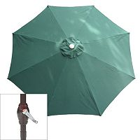 Tilt Market Patio Umbrella